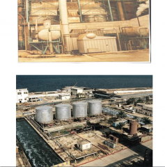 Development of projects of water treatment plants