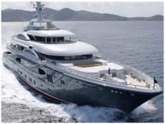 Kismet Bow yachts