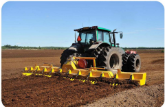 Transportation of agricultural equipment