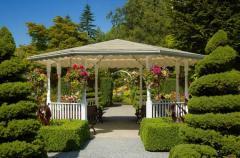 تصميمات الحدائق