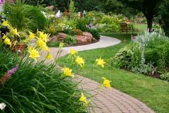 حدائق طبيعية