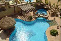 Installation of swimming pools
