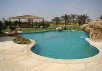 احدث تصميمات حمامات السباحة للمنتجعات السياحية