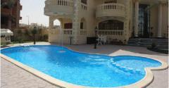 حمامات سباحة للفيلات