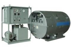 Repair of cryogenic equipment & helium