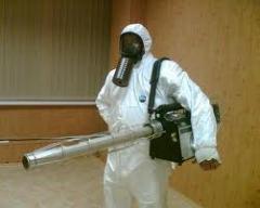مكافحة الحشرات والقوارض باستخدام المبيدات الصديقة