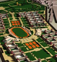 تخطيط مدن