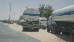 Transportation of water transport