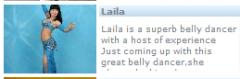 الرقص الشرقى   ليلى