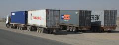 النقل البرى والتخزين