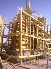 انشاءات معمارية
