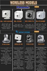 كاميرات لاسلكية