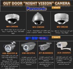 كاميرات ليلية