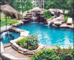 حمامات سباحة للمنتجعات و الفيلل