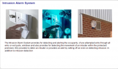 Installation of alarm systems with feedback