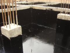 عزل الاسطح لمنع الحرارة والرطوبة ومياة الامطار