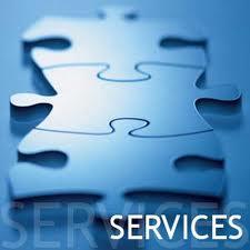 الخدمات الاستشارية