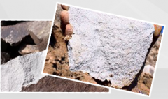 Industrial mineral resources
