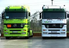 مجال النقل الثقيل