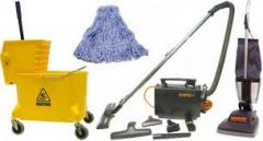 معدات النظافة