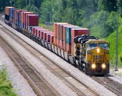نقل السكك الحديدية