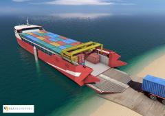 نقل الشحنات بالنقل البحري