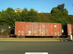 Tenancy of freight cars