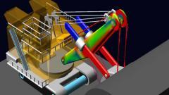 التصميم الهندسي للآلات الثقيلة