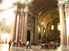 المبنى الروماني