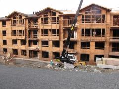 بناء حواف المبنى