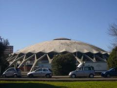 تصميم المباني الرياضية