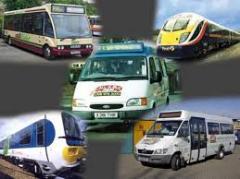 خدمات نقل الشحنات بالسكك الحديدية