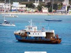 النقل البرى عن طريق  المراكب