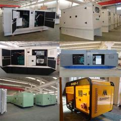 New Diesel electricity Generators from 5 to 2000