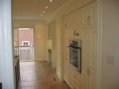 Kitchens and contracting