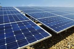 Solar PV Panels.