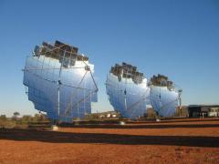 Solar Concentrators.