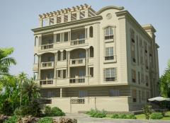 منازل 6 القطعة 6 بالمجاورة الثانية بالحي16 بمدينة الشيخ زايد