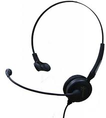 Call center Headset, VOIP Solution