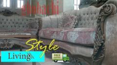 Fabrication living room