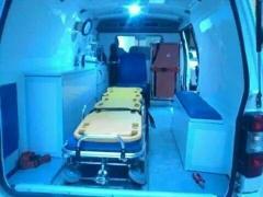 تجهيز سيارة اسعاف نمطيه للمصانع والشركات