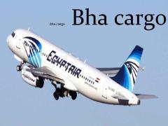 الشحن الجوى بمطار القاهره الدولى