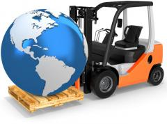 Consulting services in the field of transport and