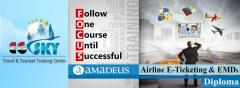 دبلومة أماديوس لحجز واصدار تذاكر الطيران- ايجي