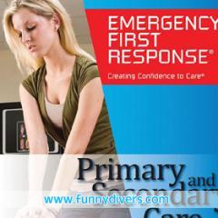 PADI Emergency First Response In Hurghada