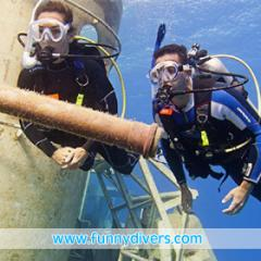 PADI Wreck Diver In Hurghada