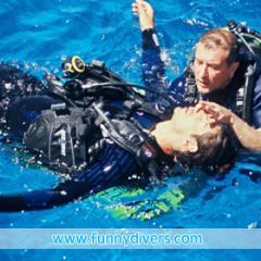 PADI (Junior) Rescue Course In Hurghada
