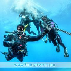 PADI Deep Diver Course in Hurghada