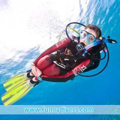 PADI Peak Performance Buoyancy Course In Hurghada