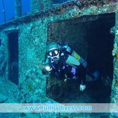 Wreck Diving In Hurghada